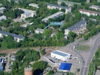 Novokuibyshevsk, Kirov st, house 9. Apartment house