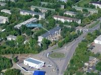 Новокуйбышевск, улица Кирова, дом 11. многоквартирный дом