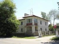 Новокуйбышевск, улица Коммунистическая, дом 26. многоквартирный дом