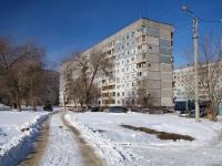 Новокуйбышевск, улица Коммунистическая, дом 2. многоквартирный дом