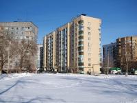 Новокуйбышевск, улица Коммунистическая, дом 4. многоквартирный дом