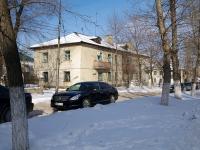 新古比雪夫斯克市, Kommunisticheskaya st, 房屋 26. 公寓楼