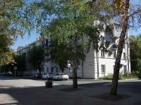 neighbour house: st. Kommunisticheskaya, house 33. Apartment house