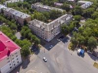 Новокуйбышевск, улица Коммунистическая, дом 40. многоквартирный дом