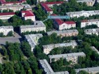 Novokuibyshevsk, Kommunisticheskaya st, house 43. Apartment house