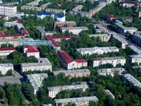 Novokuibyshevsk, Kommunisticheskaya st, house 47. Apartment house
