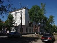 Новокуйбышевск, улица Коммунистическая, дом 47А. многоквартирный дом