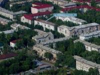 Novokuibyshevsk, Kommunisticheskaya st, house 49. Apartment house