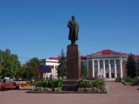 Новокуйбышевск, Коммунистическая ул, памятник