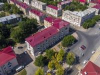 Новокуйбышевск, улица Коммунистическая, дом 36. многоквартирный дом