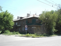 新古比雪夫斯克市, Kutuzov st, 房屋 2. 公寓楼