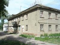 Novokuibyshevsk, Kutuzov st, house 4А. Apartment house