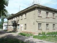 Новокуйбышевск, улица Кутузова, дом 4А. многоквартирный дом