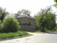 Novokuibyshevsk, Kutuzov st, house 6. Apartment house