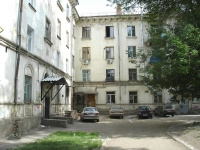 Novokuibyshevsk, Kutuzov st, house 18. Apartment house