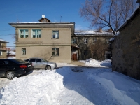 Novokuibyshevsk, Kutuzov st, house 8. Apartment house