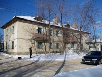 neighbour house: st. Kutuzov, house 12. Apartment house