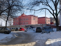 neighbour house: st. Kutuzov, house 16. fire-fighting Detachment