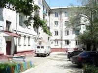 Новокуйбышевск, улица Ленинградская, дом 16. многоквартирный дом