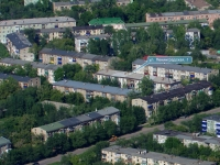 新古比雪夫斯克市, Leningradskaya st, 房屋 1. 公寓楼
