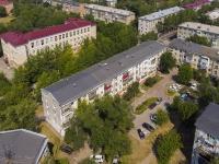 Novokuibyshevsk, st Leningradskaya, house 8. Apartment house