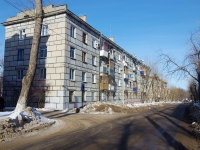 neighbour house: st. Leningradskaya, house 9. Apartment house