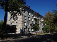 Novokuibyshevsk, st Leningradskaya, house 9. Apartment house