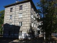 Novokuibyshevsk, st Leningradskaya, house 11. Apartment house