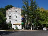 Новокуйбышевск, улица Ленинградская, дом 13. многоквартирный дом