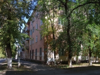 Новокуйбышевск, улица Ленинградская, дом 14. многоквартирный дом