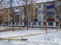 Novokuibyshevsk, Leningradskaya st, house 16. Apartment house