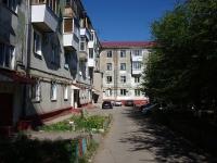 Novokuibyshevsk, st Leningradskaya, house 16. Apartment house