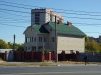 Novokuibyshevsk, st Mayakovsky, house 23. Private house