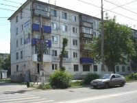 Novokuibyshevsk, Mironov st, house 19. Apartment house