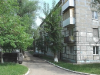 neighbour house: st. Mironov, house 21А. Apartment house
