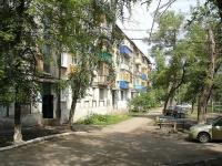 Novokuibyshevsk, Mironov st, house 21. Apartment house