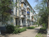 neighbour house: st. Mironov, house 25. Apartment house