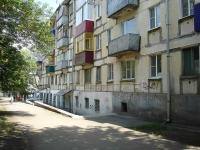 Novokuibyshevsk, Mironov st, house 25. Apartment house