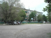 neighbour house: st. Mironov, house 28А. Apartment house