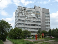 neighbour house: st. Mironov, house 31А. office building