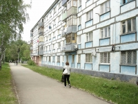 neighbour house: st. Mironov, house 31. Apartment house