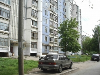 neighbour house: st. Mironov, house 35А. Apartment house