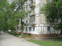 neighbour house: st. Mironov, house 35. Apartment house
