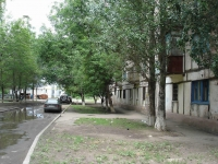 neighbour house: st. Mironov, house 37А. Apartment house