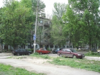 neighbour house: st. Mironov, house 37. hostel