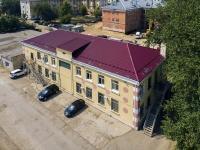 Novokuibyshevsk, st Mironov, house 11А. school of art