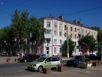 Новокуйбышевск, улица Миронова, дом 1. многоквартирный дом