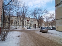 neighbour house: st. Mironov, house 1. Apartment house