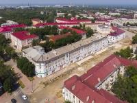 Novokuibyshevsk, st Mironov, house 4. Apartment house