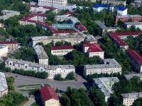 Новокуйбышевск, улица Миронова, дом 4. многоквартирный дом